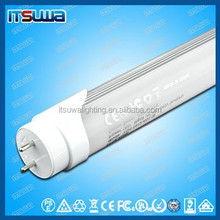 18W T8 LED Tube SMD2835 PC diffuser No Shadow