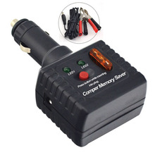 12V Battery Saver Memory/Computer/Radio Code Saver Automotive Data Storage