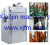 Meat Processing Machinery Type Electric Chicken and Fish Meat Smoker