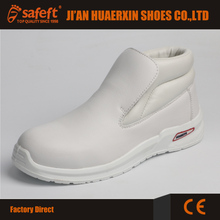 Hill climbing formal steel bottom engineering working safety shoes for workers