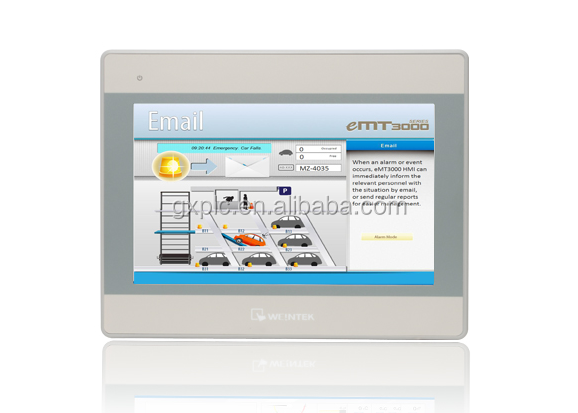 weinview HMI MT(iE) Series LCD touch screen MT8101iE