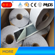 Jingtong double sided sealing insulation mastic tape / butyl rubber sealant tape