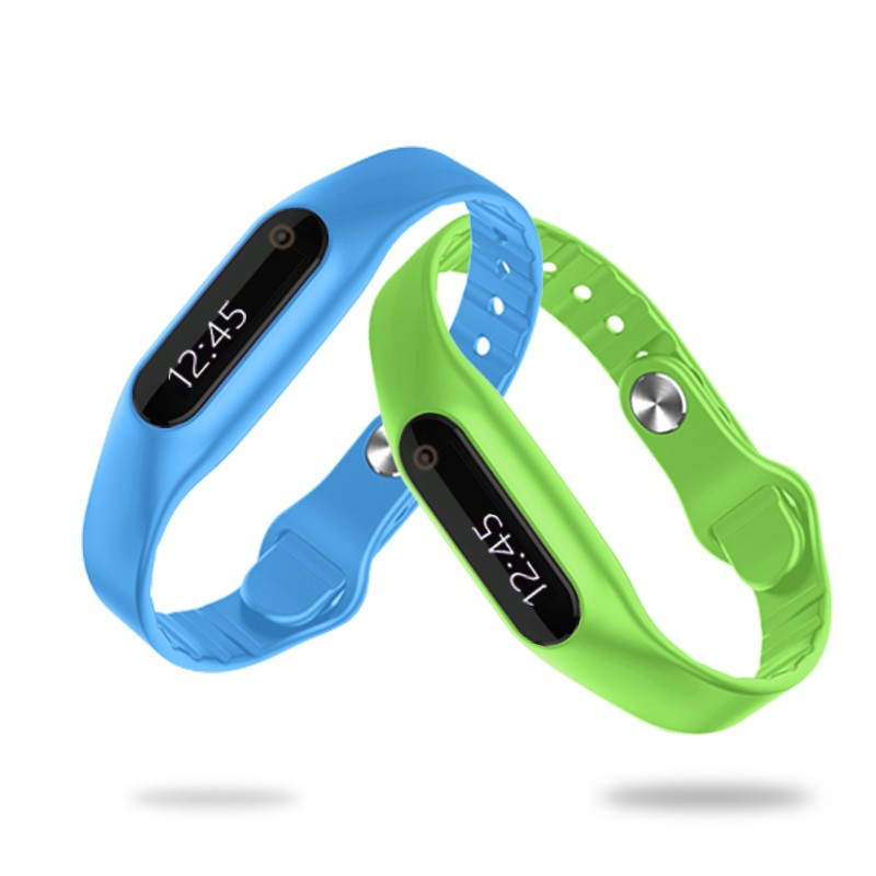 Smart concept E06 sport bracelet watch health bluetooth with android phone