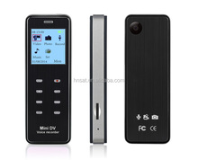 Elegant Wireless digital voice recorder with motion sensor function