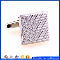 Durable classical sterling silver cufflinks for usa market
