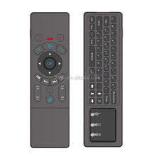B2GO T6 2.4g Mini Wireless QWERTY Keyboard with Touchpad For Smart TV