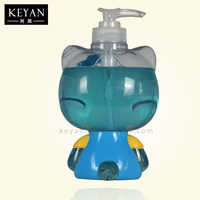 OEM/ODM cartoon toy mild formulation hand wash for children