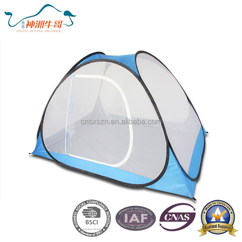 Pop Up bed Screen Tent Kid sleeping Anti-mosquito teepee tent
