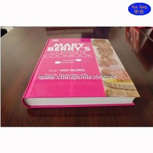 New design Guangzhou blank hardcover book