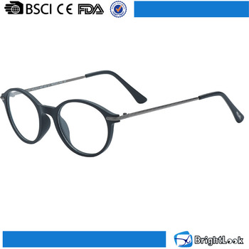 China optical frame glasses factory,black frame optics glasses
