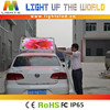 P5 Hot Sale Top Ten LED Manufacturers Factory Products 3G/4G Wireless Digital Led Taxi Top Advertising for sale
