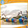 Crazy inflatable water catapult blob,inflatable water pillow for adult