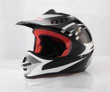 Full face motorcycle kid helmet with ECE and DOT certificate