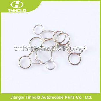adjustable round one wires ring rope saddle clamp