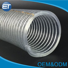 Electric anti-static flexible pipe high quality pvc steel wire hose