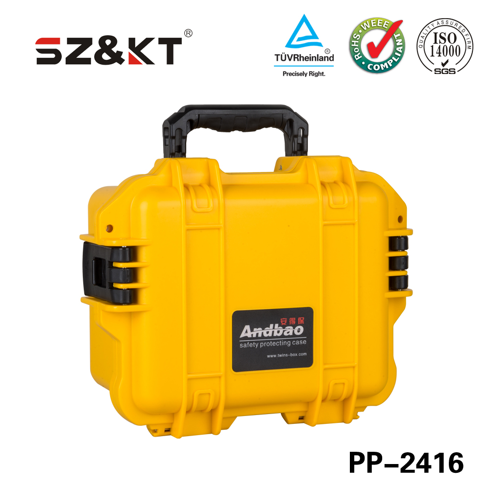 ABS waterproof shockproof safety equipment case