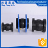 china supplier single sphere flexible rubber joints flanged expansion joints