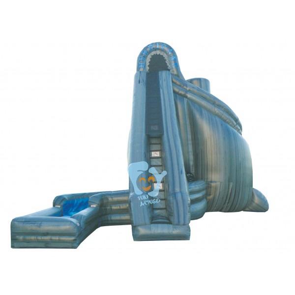 Inflatable Water Slide Repair Kit: Pvc Tarpaulin Inflatable Hurricane Water Slide Repair Kit