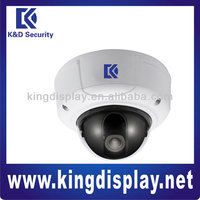 H.264 3.0 Megapixel 1080P Full HD Vandal-proof Network Security Dome Camera with Micro SD card