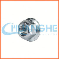 Hot sales!High quality electrical nylon insert lock nuts