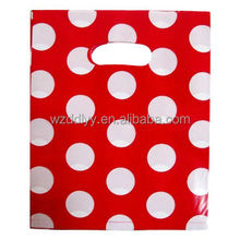 custom print plastic gift bag.Various Of Bags For Your Choice