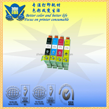 T1711-T1714 Refillable ink cartridge For Epson XP-103 XP-203 XP-207 XP-303 XP-306 XP-33 XP-406 printers ink with reset chips