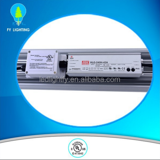 China suppliers patent 60w linear led highbay lighting replaces 300W Metal Halide & HID