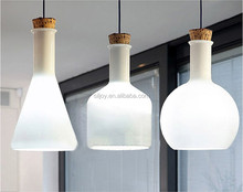 Labware Glass Light Collection by Benjamin Hubert Pendant Suspension Hanging Lamp Medicine Magic Bottle E27 Lighting Fixture