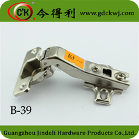 Special degree opening angle concealed hinge for cabinet door B-39