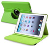 360 Rotating PU Leather Stand Smart Case Cover for ipad mini case