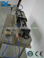 Guangzhou CX piston horizontal semi-automatic sunflower oil filler factory
