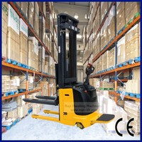 factory warehouse forklift -electric truck pallet electric stacker