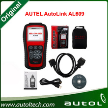 2016 Original Autel AutoLink AL609 from Authorized Professional Distributor OBD China