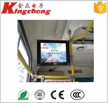 low cost lcd monitor motorized car monitor