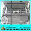 Trade Assured Metal Solid Car Pet/dog Barrier