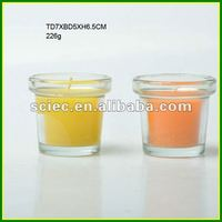 Fragrance Candle Glass Jar
