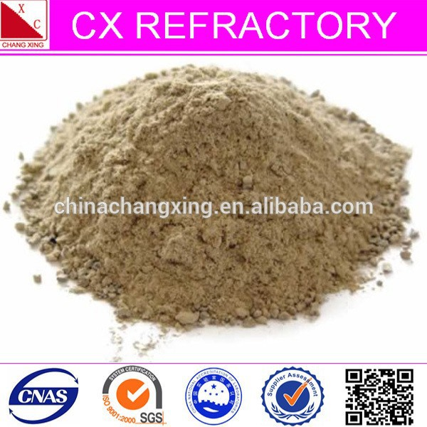 All kinds refractory fireproof mortar