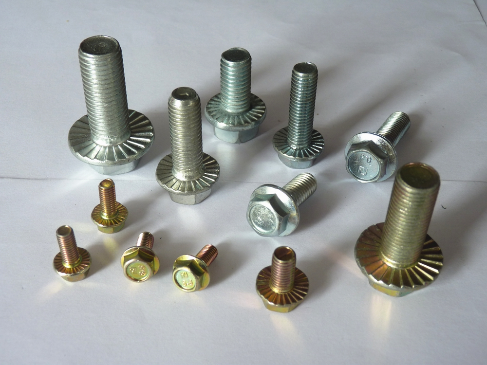 Hex Flange Bolt--Product Grade B