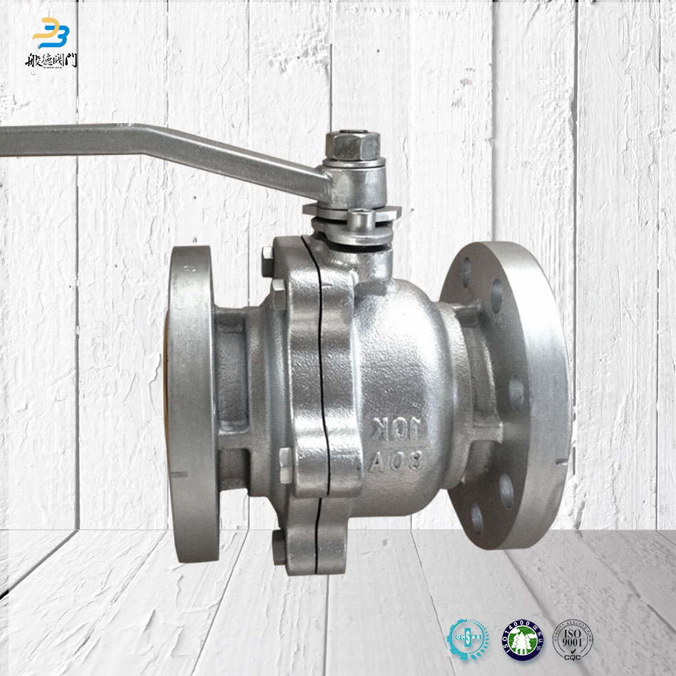 Dn400 Made In Italy Ball Valve Astm A351 Cf8M