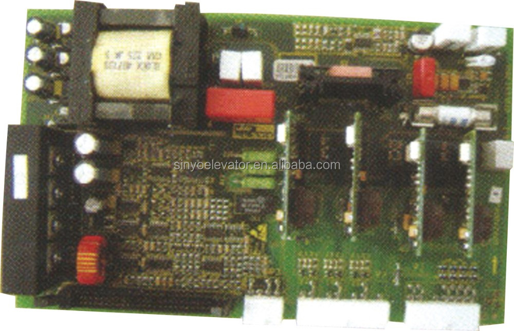 Main PC Board For Elevator JGA26801AAF2