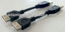 USB short data Cable A marketed widely Type Male To Micro 5Pin Male Usb Cable