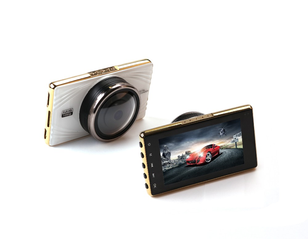 New Arrival! Wifi Car Black Box V8 Full HD1080P 170A 3.0 inch w/ G-sensor SOS car safe box dashcam