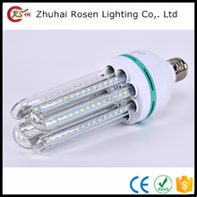Middle East 3w 5w 7w 9w 12w 16w 24w 32w half spiral led energy saving light corn lamp bulb