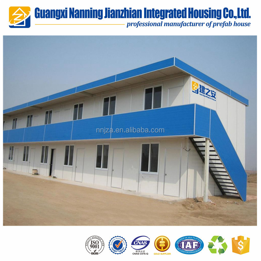 Cheap K style modular housing steel buildings