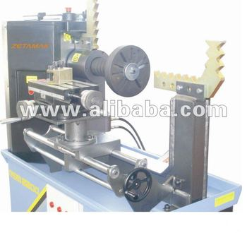 Alloy Wheel Straightening Machine by ZETAMAK