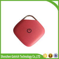Anti-lost detectors small tracking device for children pet/purse/mobile phone bluetooth tag