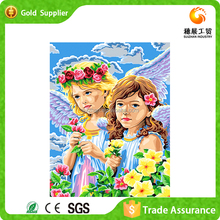 OEM Brand New Design Wholesale A Hair Oil Paintings