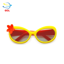 2018 Factory price master image 3d glasses for 3d polarizer film