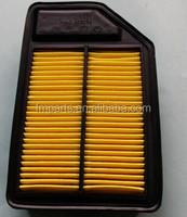 Car Spare Part Air Intakes Filter OEM Part Number 17220-REJ-W00