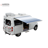 Best Seller Motorized Car Sunshade Camping Trailer RV Awning for Campervan